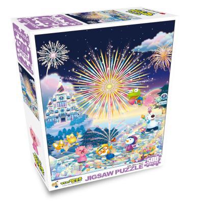 뽀로로 직소퍼즐 500PCS 불꽃축제