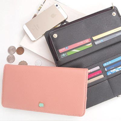 CONI Double Button Wallet