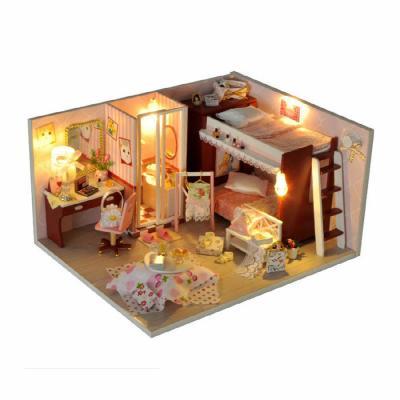 DIY 미니어처 하우스 - 소녀의 방