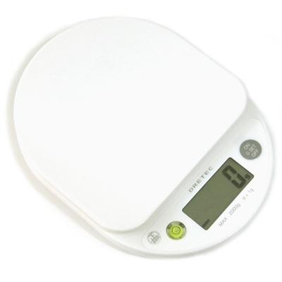[일본 드레텍] 다용도 디지털 저울 2kg