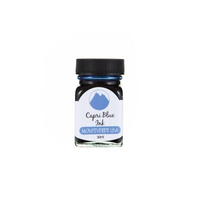 몬테베르데 병 잉크 블루 시리즈 카프리 블루 Capri B