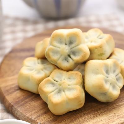 하동 명물 녹차꽃빵 1박스(10개입)