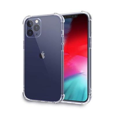 아이폰 12 Pro Max 아이스핏 TPU 투명 실리콘케이스