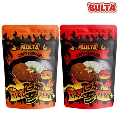 [BULTA] 불타 불카레 지옥맛x3팩+불지옥맛x3팩