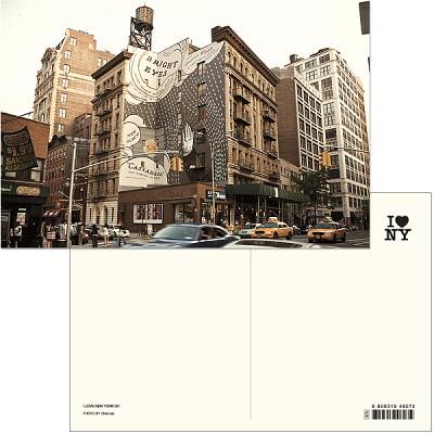 I LOVE NEW YORK (Post card ver.01) - New york 018