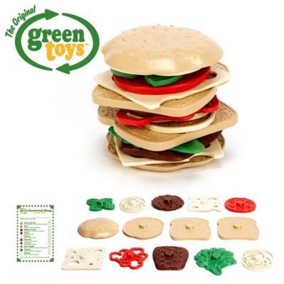 [그린토이즈] 샌드위치 만들기 세트