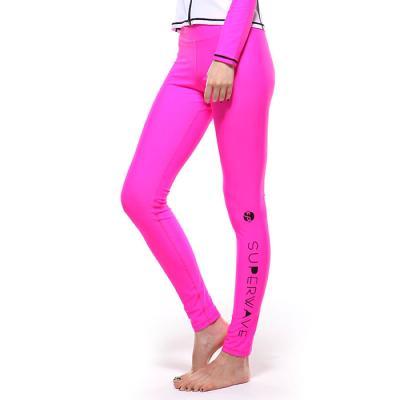 슈퍼크록액션 N.RS 워터레깅스 핑크 블랙