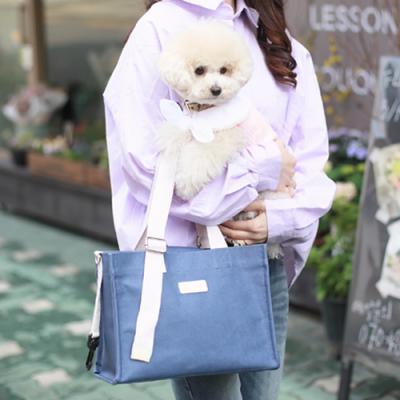줄리산책가방 M 블루