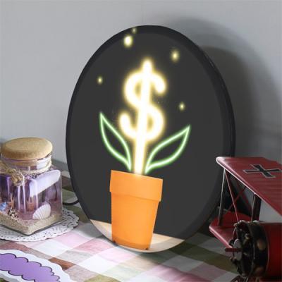 na816-LED액자25R_돈이열리는나무