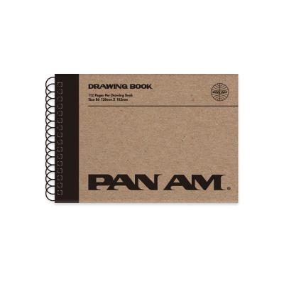 [PANAM] DRAWING BOOK HORIZONTAL TYPE
