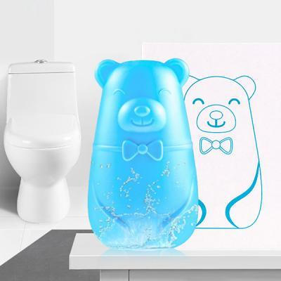 인블룸 욕실청소 곰돌이 변기세정제 4개입