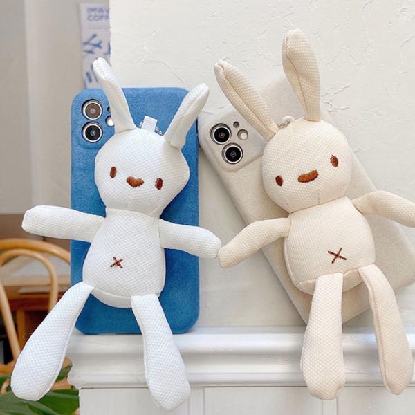 토끼인형 시리즈케이스(아이폰XR)