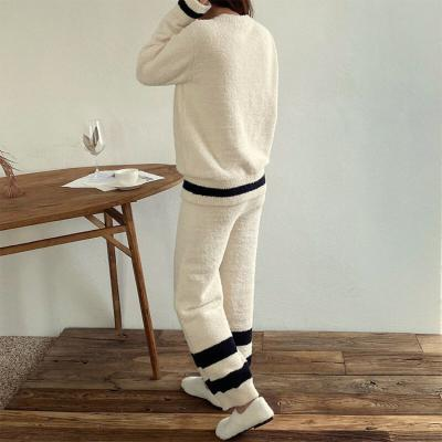 Very Soft Home Knit Pajama Set  - 극세사