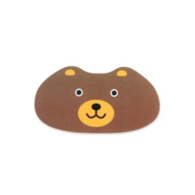 캐릭터 자석 칠판 보드 지우개 곰