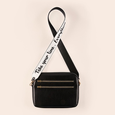 CROSS SHOULDER STRAP