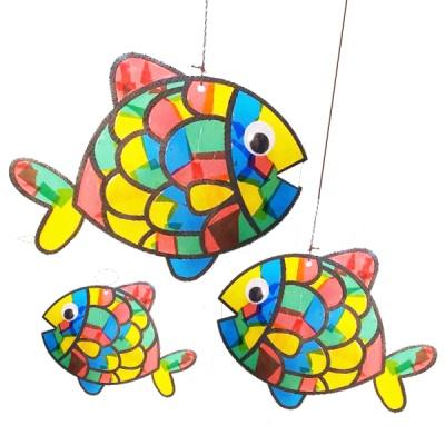 블링블링 투명 물고기만들기(1인/4인용)