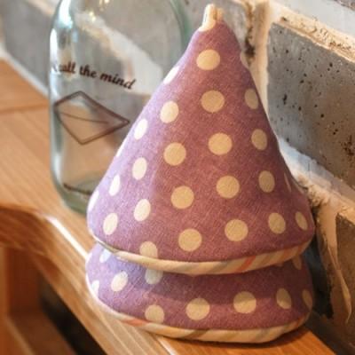 냄비 손잡이-violet(2p)
