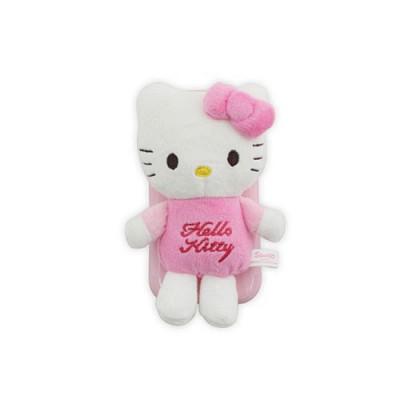 헬로키티 봉제인형 휴대폰 케이스-핑크(제품옵션선택)