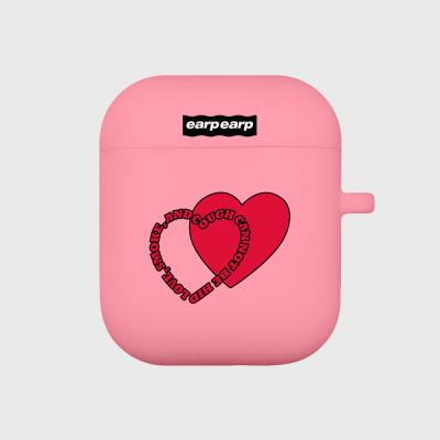 Love Love Love-pink(Air pods)