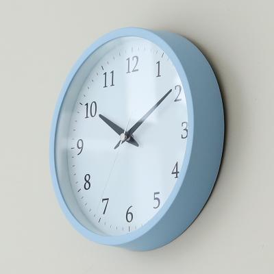 오리엔트 OTM897 블루 무소음 2 IN 1 벽탁상겸용 시계