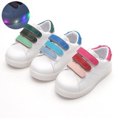 블루문 스텐리 140-200 유아 아동 키즈 LED 운동화