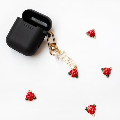 너에게 꽃을 에어팟 키링