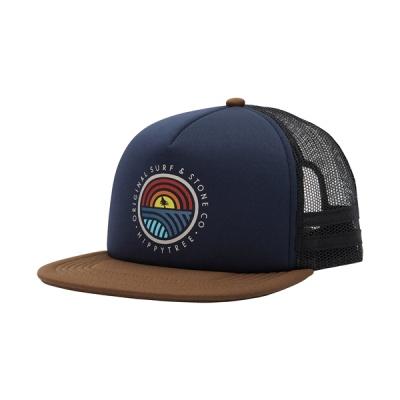[히피트리] Nation Hat - Navy
