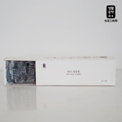 [생활공작소] 변기세정제 40g x 10P