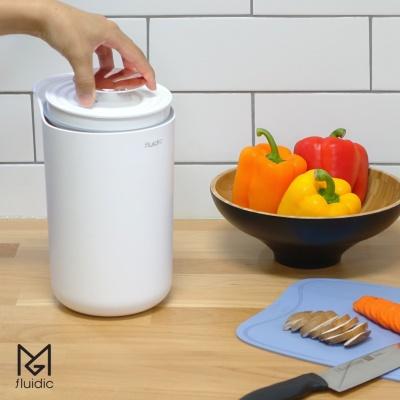 [엠지엠씨] 플루딕 진공 음식물쓰레기통 2-3L