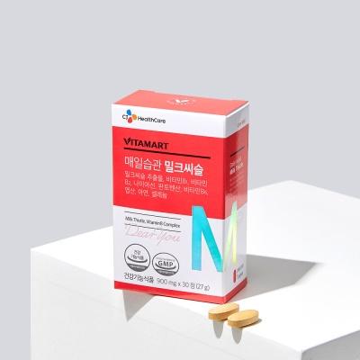 [비타마트] 매일습관 밀크씨슬 30정