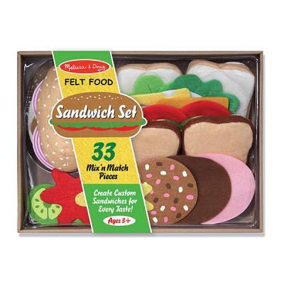 샌드위치 만들기 - 펠트