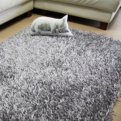 knot carpet-grey