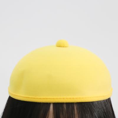 병아리 유치원 모자 (노랑)