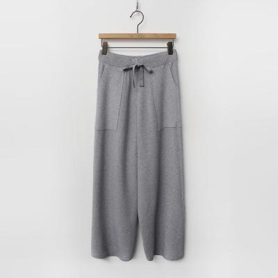 Bobos Knit Wide Pants