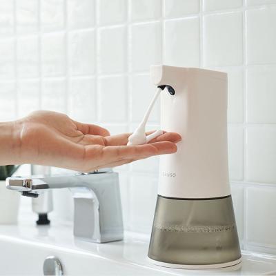 간소 자동 손세정기 거품형 핸드워시 욕실 디스펜서