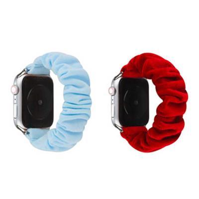 애플워치 SE 6 5 4 3 2 단색 곱창스트랩