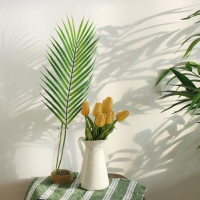 야자잎 잎사귀 아레카 조화 대형 나뭇잎 야자수 식물