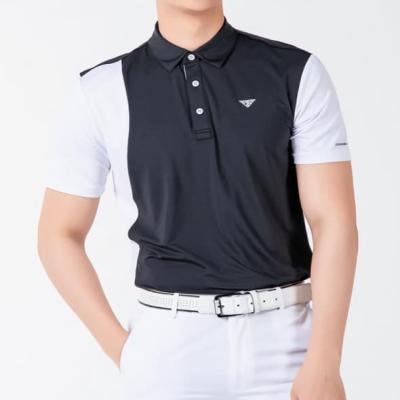 골프웨어 골프복 반팔 티셔츠 남성 기능성 라운딩 D26