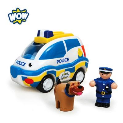 [와우토이즈]찰리 경찰차(631W04050)