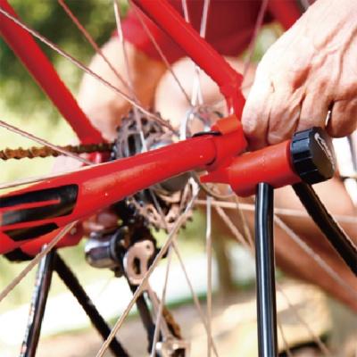 아이베라 간편 자전거 정비 스텐드 - 체인스테이 거치