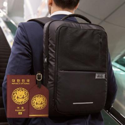 딜럽 유닛백2 오피스 백팩 + 세종 여권케이스