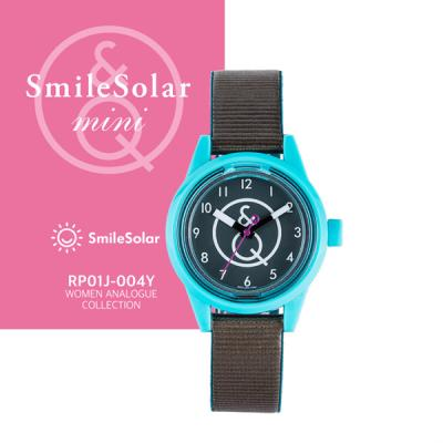 시티즌큐앤큐 RP01J-004Y 태양전지 여성 손목시계