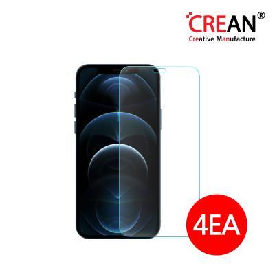 크레앙 아이폰12 프로맥스 풀커버 우레탄 필름 4매