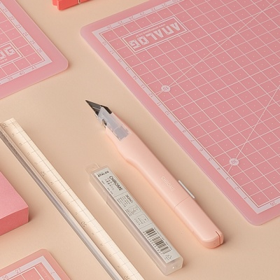 아날로그 크롬커터 핑크에디션
