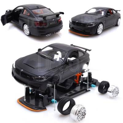 조립키트 1:24 BMW M4 GTS 다이캐스트 DIY KIT