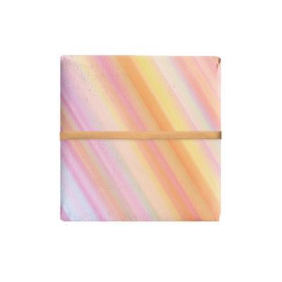유니콘의 무지개 포장지 (2장)