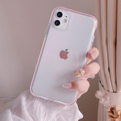 클리어 그립 케이스(아이폰11프로)