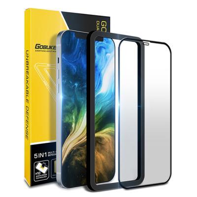 아이폰12 미니 풀커버 강화유리 액정보호필름