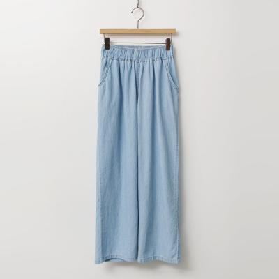 Linen Banding Wide Jeans - 9부