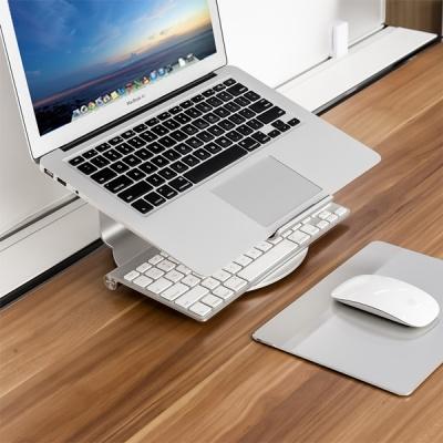 소이믹스 알루미늄 회전 노트북 맥북 거치대 SOME2R